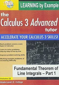 Fundamental Theorem of Line Integrals Part 1