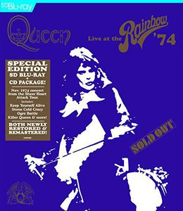Live at the Rainbow 74