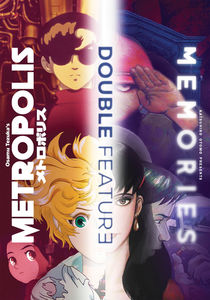 Metropolis & Memories: Anime Double Feature