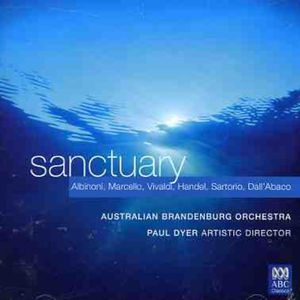 Sanctuary: Baroque Music for Oboe & Orch
