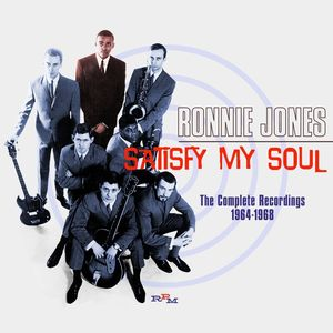 Satisfy My Soul: The Complete Recordings 1964-68 [Import]