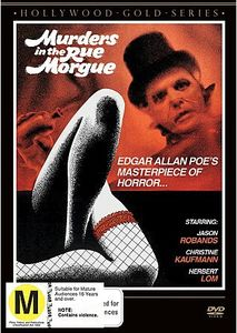 Murders in the Rue Morgue [Import]