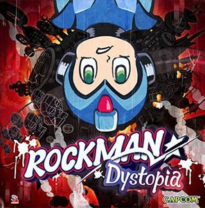 Rockman Dystopia (Original Soundtrack) [Import]