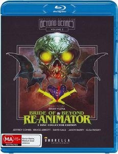 Bride of Re-Animator /  Beyond Re-Animator (2-Disc Collector Edition) [Import]