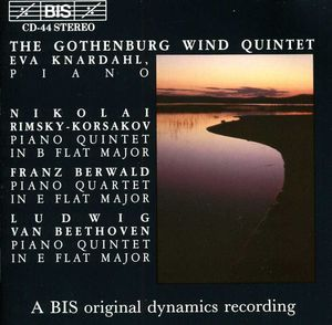 Piano Quintet in B Flat /  Pinao Quartet in E Flat