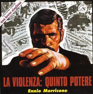 La Violenza: Quinto Potere (The Sicilian Checkmate) (Original Motion Picture Soundtrack) [Import]