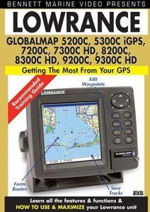 Lowrance Globalmap 5200c,5300c,Igps,7200c,7300c Hd,8200C,8300C HD,9200c,9300c hd