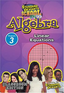 Algebra Module 3: Linear Equations