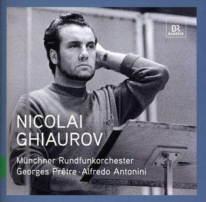 Great Singers Live - Nicolai Ghiaurov