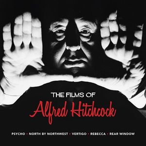 Films Of Alfred Hitchcock (Original Soundtrack) [Import]