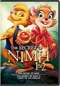 The Secret of Nimh 1 & 2