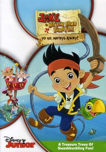 Jake and the Never Land Pirates: Season 1 Volume 1