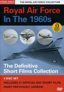 Royal Air Force in the 1960s: Definitive Short Fil [Import]