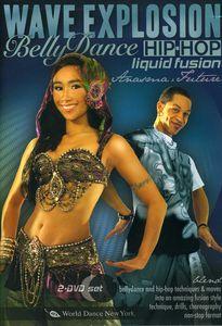 Wave Explosion: Bellydance Hip-Hop Liquid Fusion