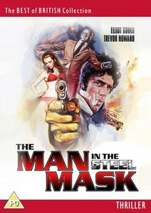 The Man in the Steel Mask (aka Who?) [Import]