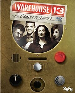 Warehouse 13: The Complete Series