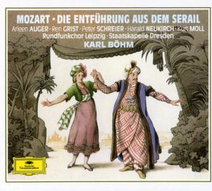 Mozart: Abduction from the Seraglio Complete