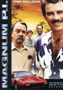Magnum P.I.: Complete Sixth Season
