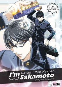 Haven't You Heard: I'm Sakamoto