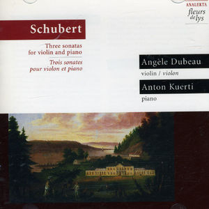 3 Sonatas for Violin & Piano