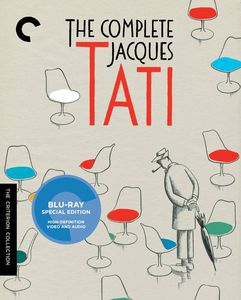The Complete Jacques Tati (Criterion Collection)