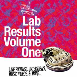 Lab Results: Volume 1