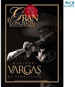 El Gran Concierto De Gala Del Mariach