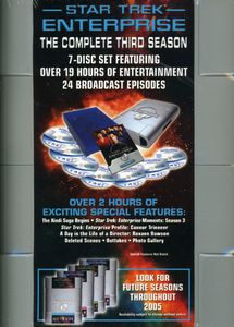 Star Trek - Enterprise: The Complete Third Season