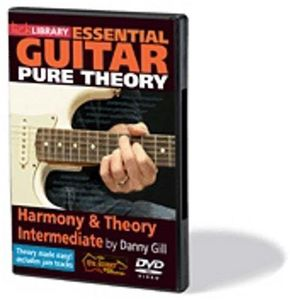 Essential Guitar Pure Theory: Harmony and Theory Intermediate