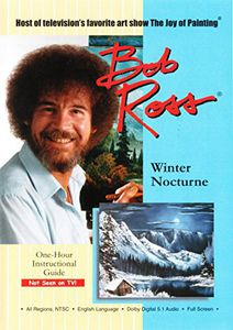 Bob Ross the Joy of Painting: Winter Nocturne