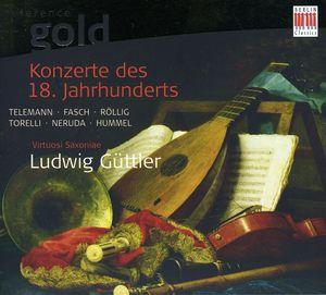 Concertos of the 18th Century