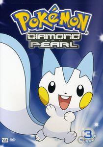 Pokémon: Diamond and Pearl: Volume 3
