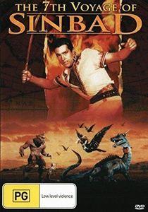 The 7th Voyage of Sinbad [Import]