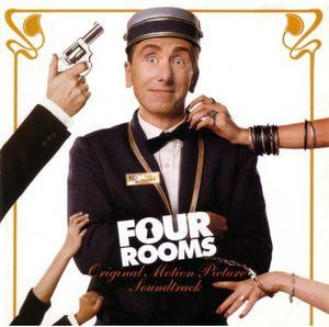 Four Rooms (Original Soundtrack) [Import]