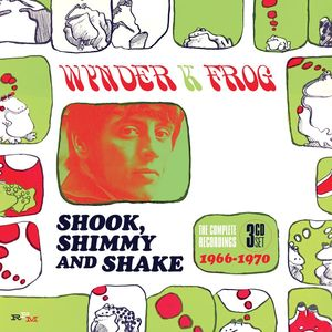 Shook Shimmy & Shake: Complete Recordings 1966-1970 [Import]