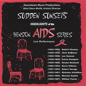 Sudden Sunsets: Highlights of the Benson Aids Series