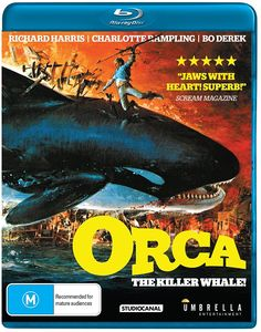 Orca, The Killer Whale [Import]