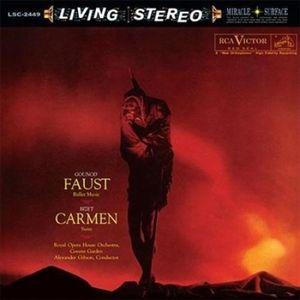 Gounod: Faust Ballet Music /  Bizet: Carmen Suite