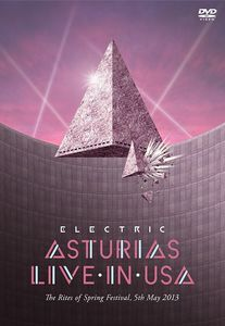 Electric Asturias Live in USA [Import]