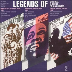 Legends of 2: Spiritual, Gospel and Folk and Country
