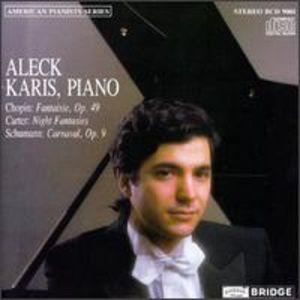 Karis Plays Chopin