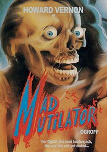 Ogroff: Mad Mutilator (cover B Version)