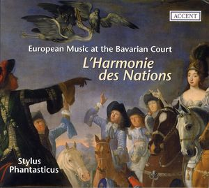 L'harmonie Des Nations: European Music at the