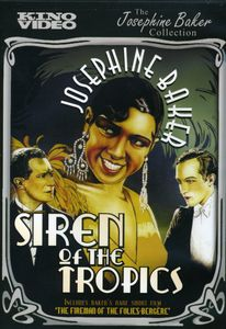 Josephine Baker Collection: Siren of the Tropics