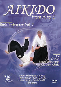 Aikido From A To Z Basic Techniques, Vol. 2: Throws