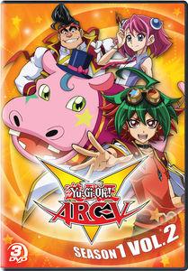 Yu-Gi-Oh! Arc V: Season 1 Volume 2
