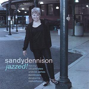 Sandy Dennison Jazzed!