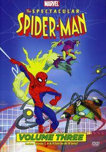 The Spectacular Spider-Man: Volume 3
