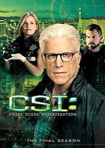 CSI: The Fifteenth Season (Final Season)
