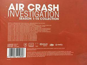Air Crash Investigation: Season 1-15 [Import]